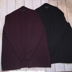 2 Brooks Brothers Cardigans